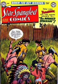 Cover Thumbnail for Star Spangled Comics (DC, 1941 series) #119