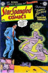 Cover Thumbnail for Star Spangled Comics (DC, 1941 series) #124