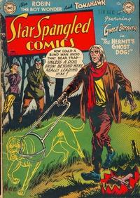 Cover Thumbnail for Star Spangled Comics (DC, 1941 series) #125