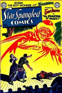 Cover Thumbnail for Star Spangled Comics (DC, 1941 series) #126