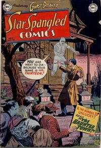 Cover Thumbnail for Star Spangled Comics (DC, 1941 series) #130