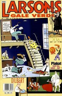 Cover Thumbnail for Larsons gale verden (Bladkompaniet / Schibsted, 1992 series) #1/1999