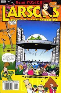 Cover Thumbnail for Larsons gale verden (Bladkompaniet / Schibsted, 1992 series) #10/2000
