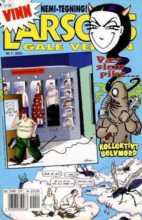 Cover Thumbnail for Larsons gale verden (Bladkompaniet, 1992 series) #1/2001