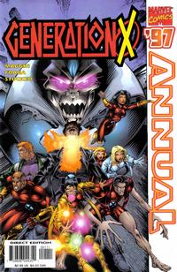 Cover Thumbnail for Generation X '97 (Marvel, 1997 series)  [Direct Edition]