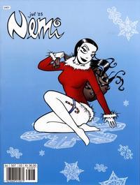 Cover Thumbnail for Nemi julehefte (Hjemmet / Egmont, 2002 series) #2003