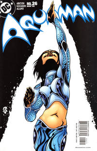 Cover Thumbnail for Aquaman (DC, 2003 series) #26