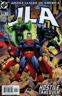 Cover Thumbnail for JLA (DC, 1997 series) #110