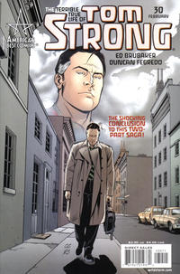 Cover Thumbnail for Tom Strong (DC, 1999 series) #30
