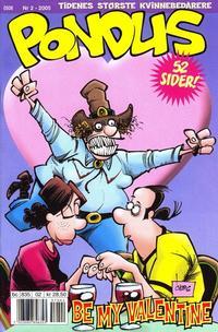 Cover Thumbnail for Pondus (Bladkompaniet / Schibsted, 2000 series) #2/2005