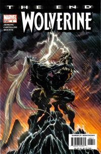 Cover Thumbnail for Wolverine: The End (Marvel, 2004 series) #6