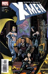 Cover Thumbnail for The Uncanny X-Men (Marvel, 1981 series) #454