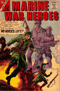 Cover Thumbnail for Marine War Heroes (Charlton, 1964 series) #15