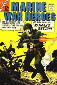 Cover Thumbnail for Marine War Heroes (Charlton, 1964 series) #16