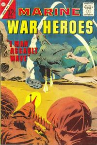 Cover Thumbnail for Marine War Heroes (Charlton, 1964 series) #2