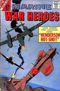 Cover Thumbnail for Marine War Heroes (Charlton, 1964 series) #3