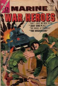 Cover Thumbnail for Marine War Heroes (Charlton, 1964 series) #5