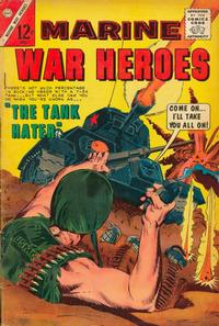 Cover Thumbnail for Marine War Heroes (Charlton, 1964 series) #7