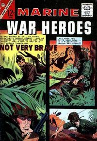 Cover Thumbnail for Marine War Heroes (Charlton, 1964 series) #8