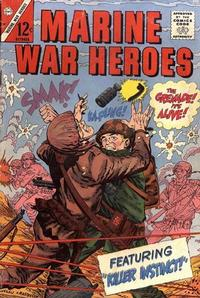 Cover Thumbnail for Marine War Heroes (Charlton, 1964 series) #10