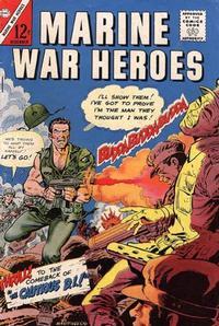 Cover Thumbnail for Marine War Heroes (Charlton, 1964 series) #11