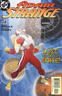 Cover Thumbnail for Adam Strange (DC, 2004 series) #2
