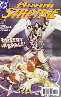 Cover Thumbnail for Adam Strange (DC, 2004 series) #3