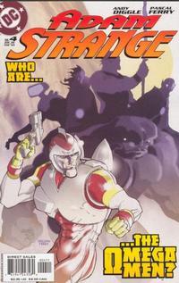 Cover Thumbnail for Adam Strange (DC, 2004 series) #4