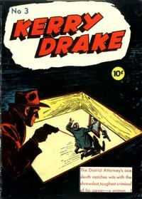 Cover Thumbnail for Kerry Drake (Magazine Enterprises, 1945 series) #3
