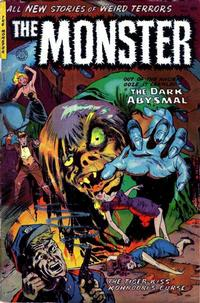 Cover Thumbnail for Monster (Fiction House, 1953 series) #2