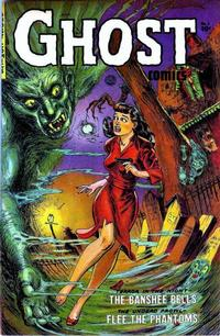 Cover Thumbnail for Ghost Comics (Fiction House, 1951 series) #1