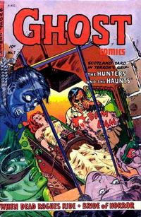 Cover Thumbnail for Ghost Comics (Fiction House, 1951 series) #7