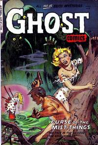 Cover Thumbnail for Ghost Comics (Fiction House, 1951 series) #8