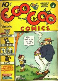 Cover Thumbnail for Coo Coo Comics (Pines, 1942 series) #v1#1 (1)