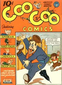 Cover Thumbnail for Coo Coo Comics (Pines, 1942 series) #v1#2 (2)