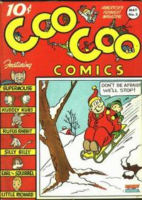 Cover Thumbnail for Coo Coo Comics (Pines, 1942 series) #v2#2 (5)