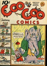 Cover Thumbnail for Coo Coo Comics (Pines, 1942 series) #v3#2 (8)