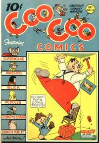Cover Thumbnail for Coo Coo Comics (Pines, 1942 series) #12