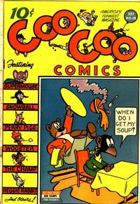 Cover Thumbnail for Coo Coo Comics (Pines, 1942 series) #18