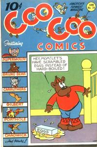 Cover Thumbnail for Coo Coo Comics (Pines, 1942 series) #26