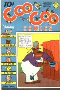 Cover Thumbnail for Coo Coo Comics (Pines, 1942 series) #30