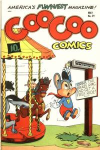 Cover Thumbnail for Coo Coo Comics (Pines, 1942 series) #39