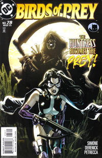 Cover Thumbnail for Birds of Prey (DC, 1999 series) #78