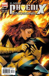 Cover Thumbnail for X-Men: Phoenix - Endsong (Marvel, 2005 series) #3