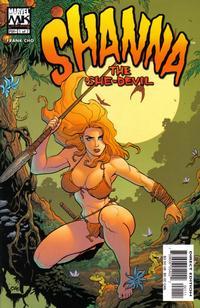 Cover Thumbnail for Shanna, the She-Devil (Marvel, 2005 series) #1