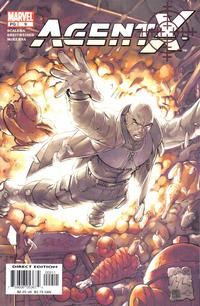 Cover Thumbnail for Agent X (Marvel, 2002 series) #9