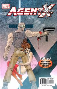 Cover Thumbnail for Agent X (Marvel, 2002 series) #10