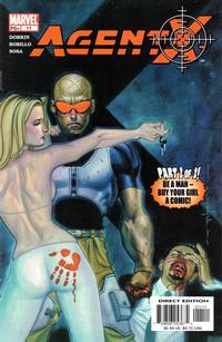 Cover Thumbnail for Agent X (Marvel, 2002 series) #11