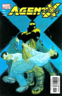 Cover Thumbnail for Agent X (Marvel, 2002 series) #12