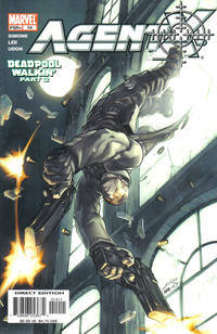 Cover Thumbnail for Agent X (Marvel, 2002 series) #14